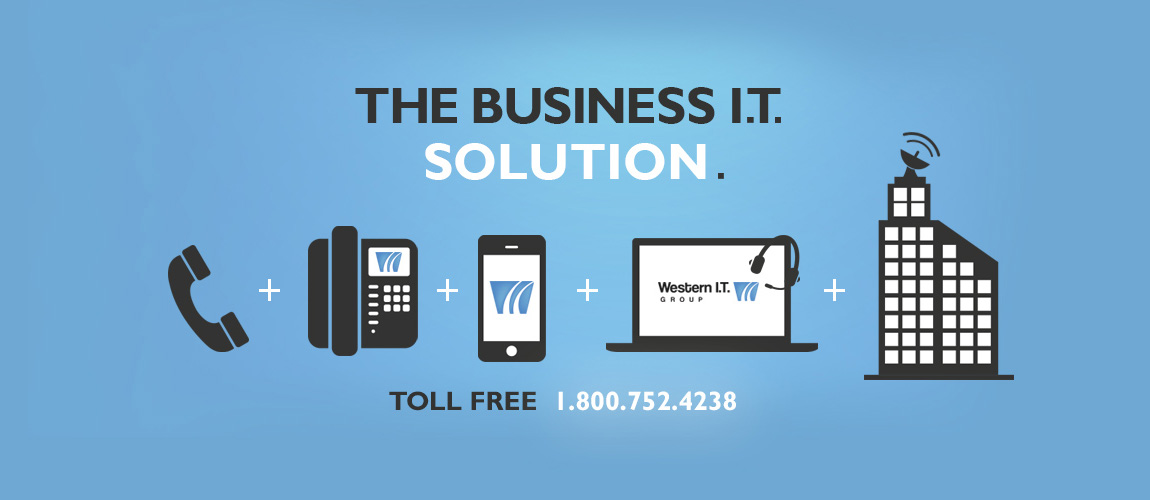 Western It Group your Business IT Solution
